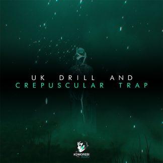 UK Drill Sample Pack Artwork