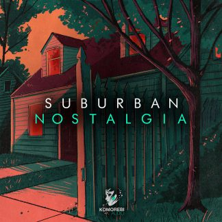 SUBURBAN NOSTALGIA GRAPHIC ARTWORK