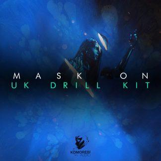 mask on uk drill kit artwork